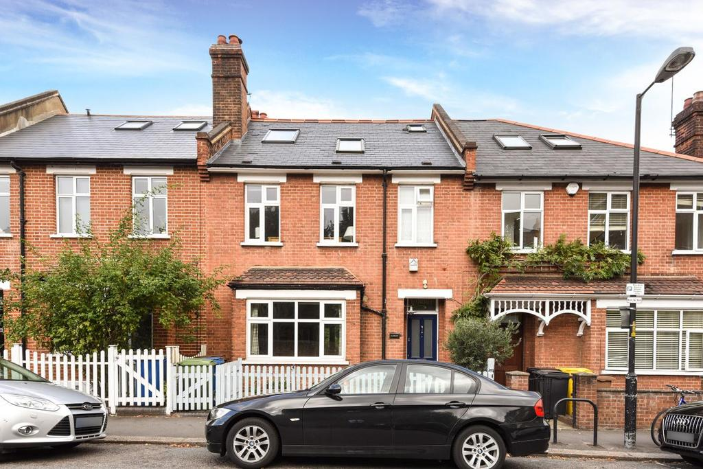 4 Bedrooms Terraced House for sale in The Gardens, East Dulwich, SE22