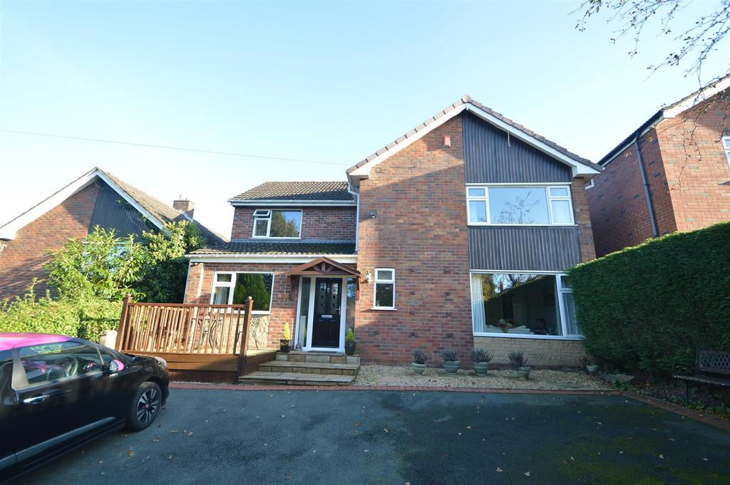 4 Bedrooms Detached House for sale in 243 Copthorne Road, Shrewsbury SY3 8LP