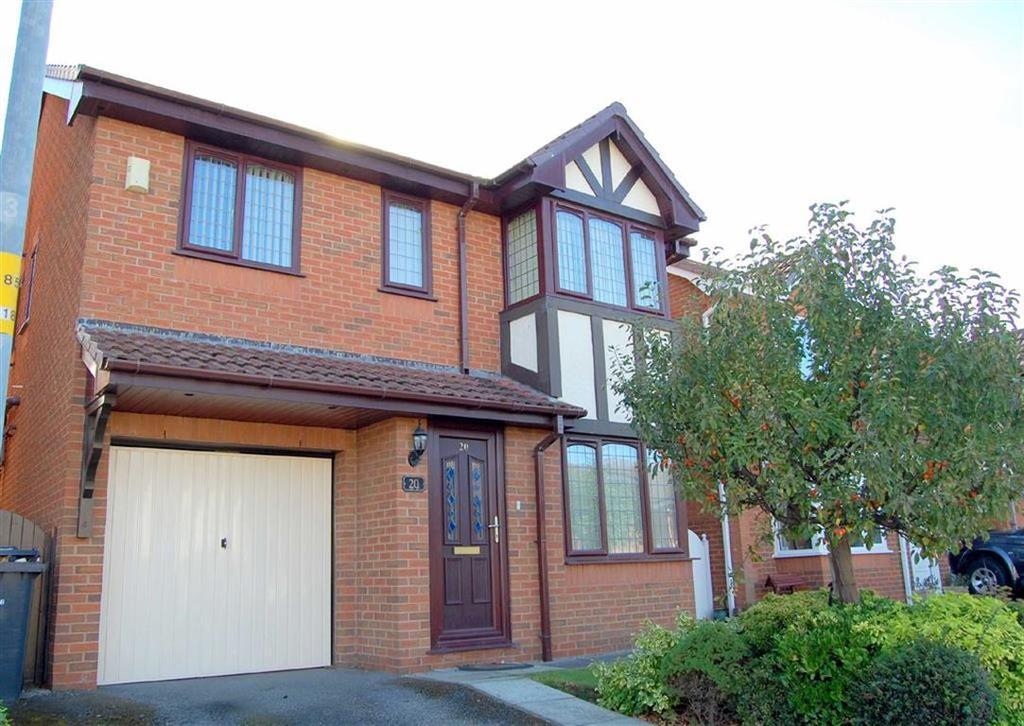 4 Bedrooms Detached House for sale in Criccieth Close, Llandudno, Conwy