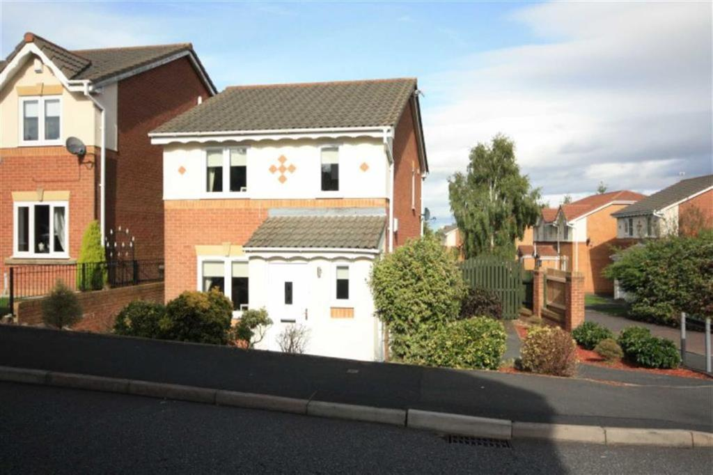 3 Bedrooms Detached House for sale in Shropshire Gardens, The Shires, St Helens, WA10