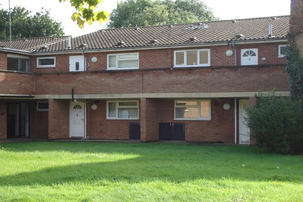 1 Bedroom Flat for sale in Chesterton Court, Southey Close, Leicester, LE19