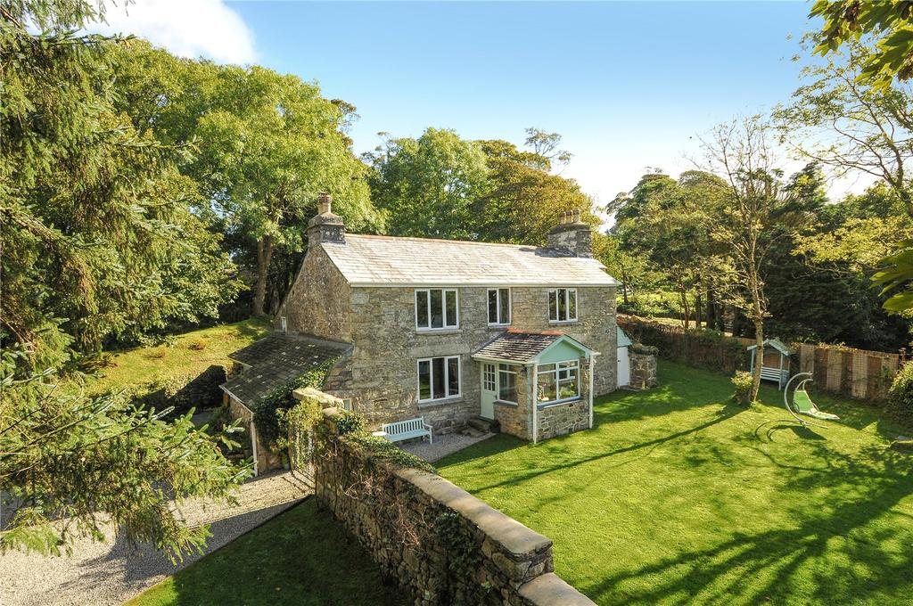 5 Bedrooms Detached House for sale in Blisland, Nr Bodmin, Cornwall, PL30