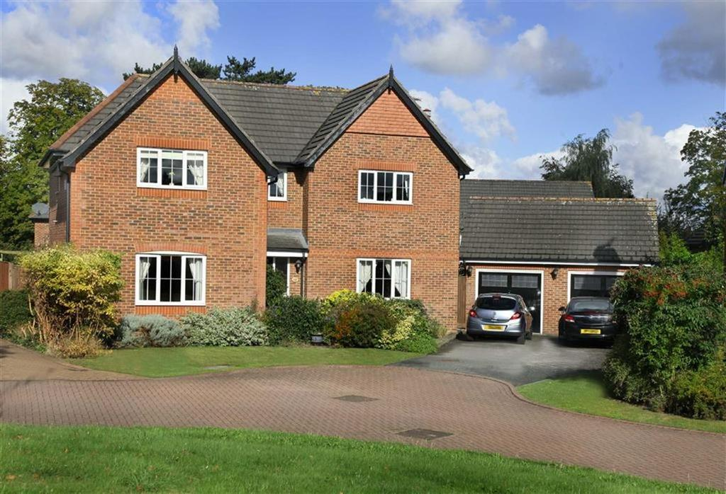 5 Bedrooms Detached House for sale in Kensington Drive, Nantwich, Cheshire