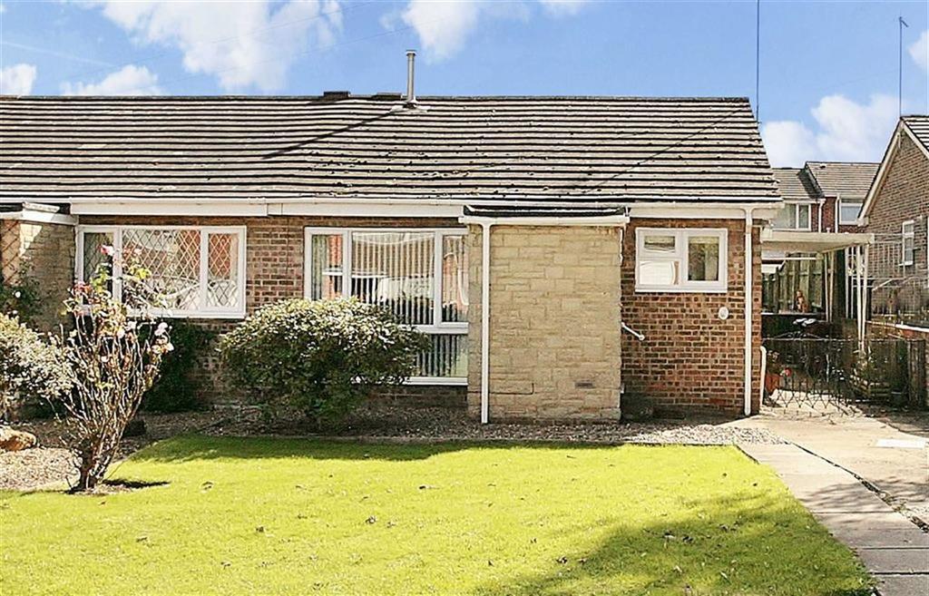 2 Bedrooms Semi Detached Bungalow for sale in Keats Road, Banbury