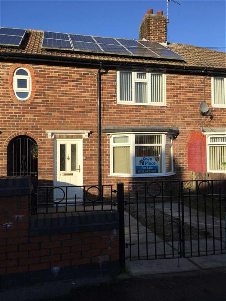 3 Bedrooms Terraced House for sale in Shortwood Road, Liverpool, Merseyside