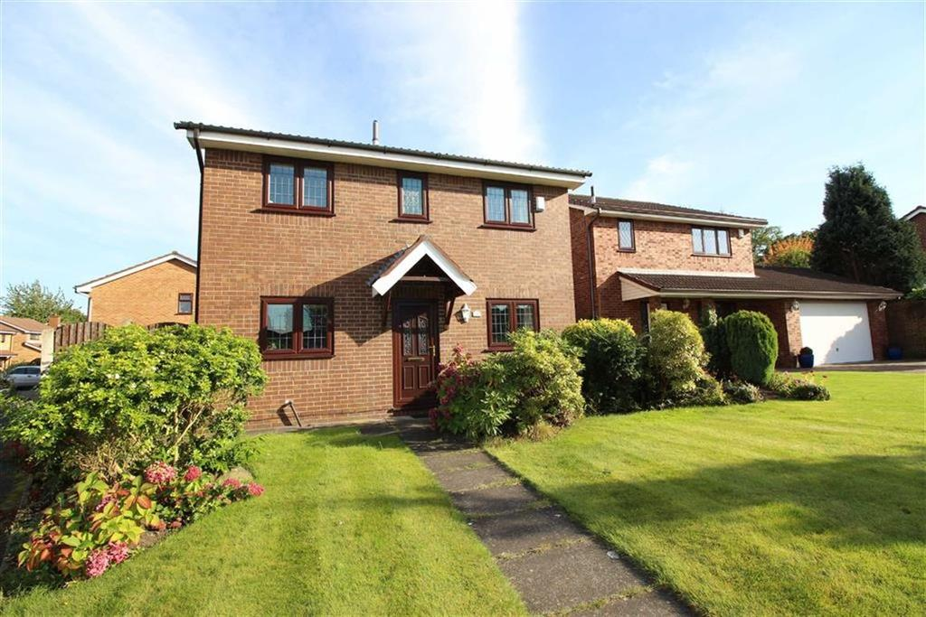 3 Bedrooms Detached House for sale in Bickerton Road, Altrincham