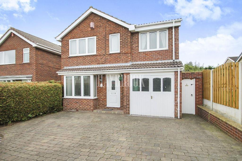 4 Bedrooms Detached House for sale in Middlecliff Close, Waterthorpe