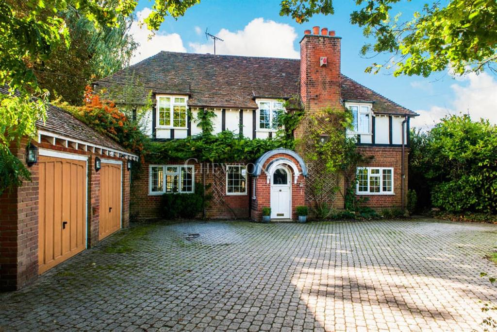 4 Bedrooms Detached House for sale in Church Lane, Warfield