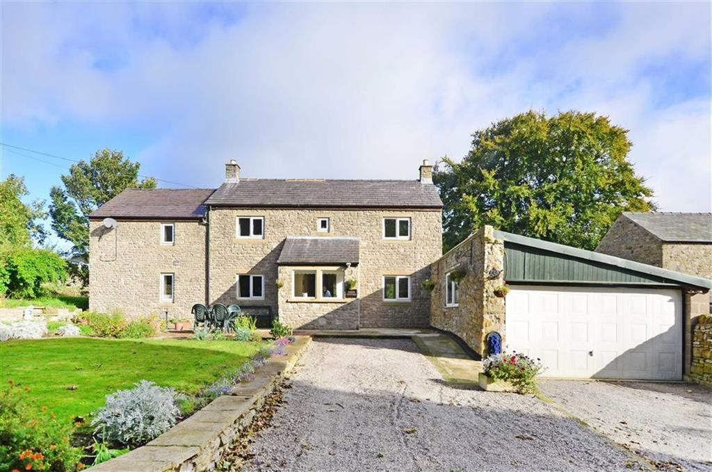 4 Bedrooms Detached House for sale in Annes Cottage, Grindlow, Grindlow, Nr Great Hucklow, Derbyshire, SK17