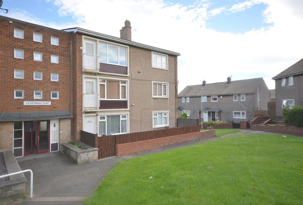 2 Bedrooms Flat for sale in Leam Lane