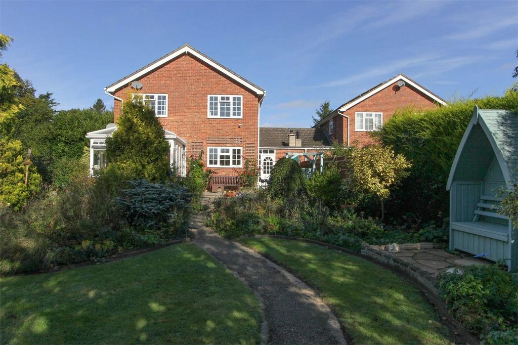 4 Bedrooms Semi Detached House for sale in Tittleshall Road, Litcham, Norfolk