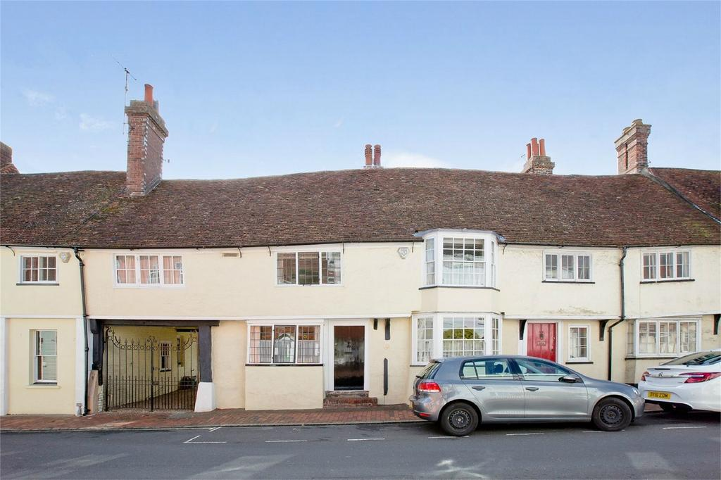 3 Bedrooms Terraced House for sale in Southover High Street, Lewes, East Sussex