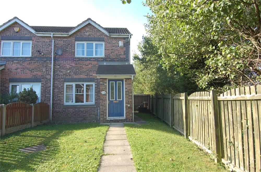2 Bedrooms Semi Detached House for sale in Wood Park View, Barnsley, South Yorkshire