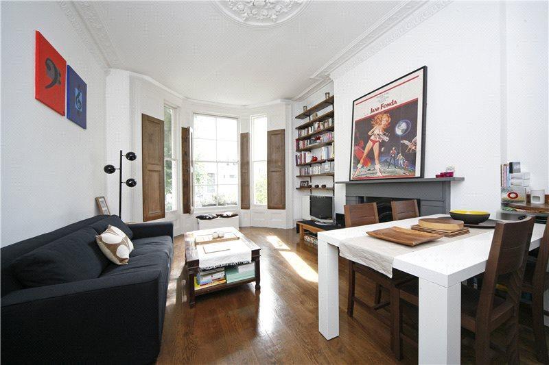 1 Bedroom Flat for sale in St. Lukes Road, London, W11