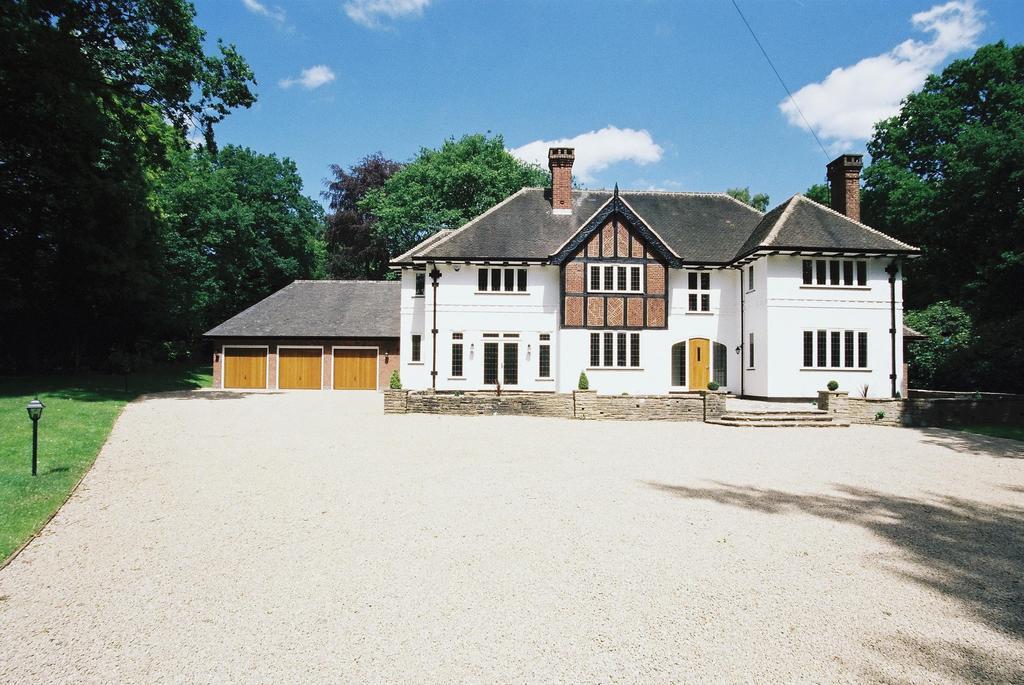6 Bedrooms Detached House for sale in Roman Road, Little Aston Park, Sutton Coldfield,