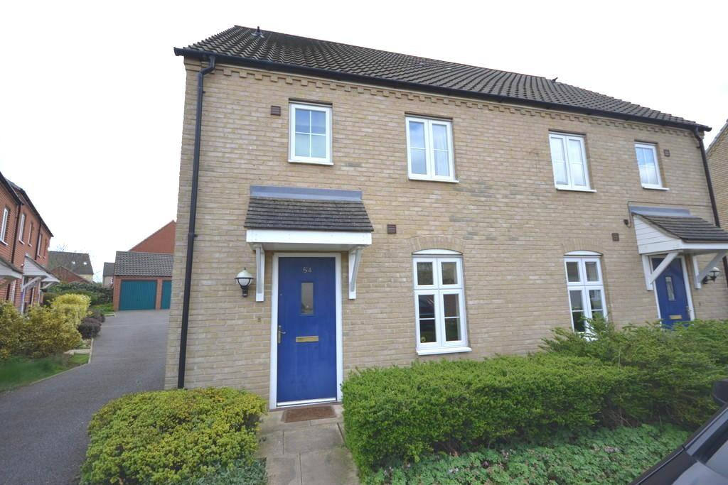 3 Bedrooms Semi Detached House for sale in Morley Drive, Ely
