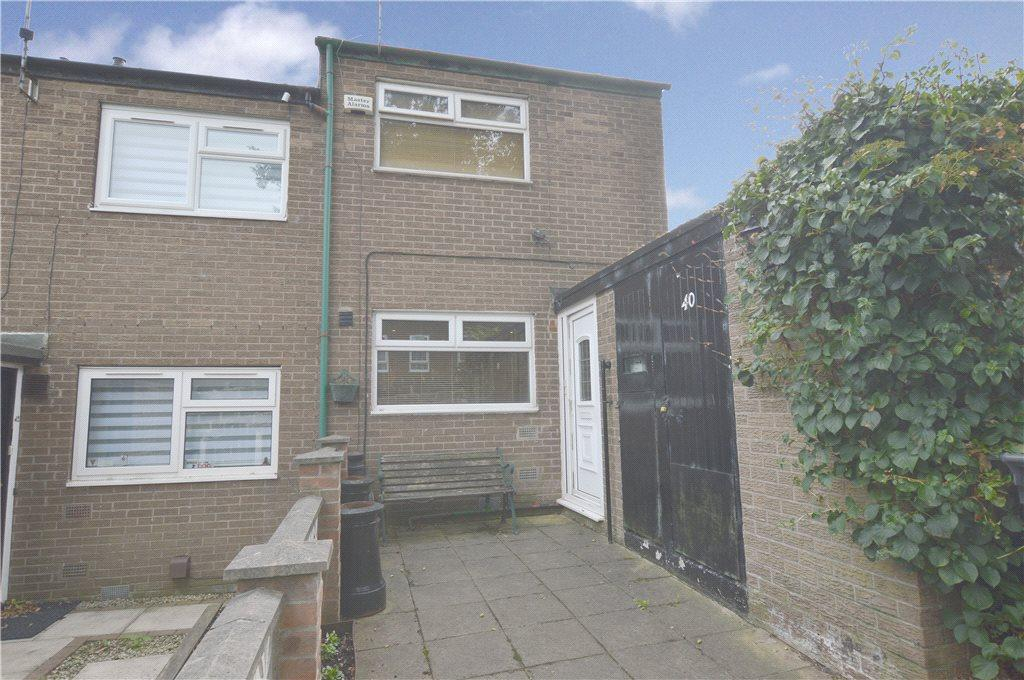 2 Bedrooms Terraced House for sale in Bellmount Close, Bramley, Leeds