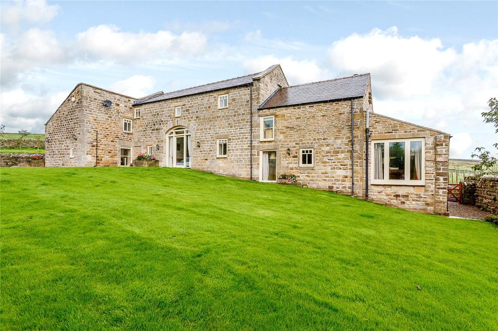 4 Bedrooms Detached House for sale in Heyshaw, Harrogate, North Yorkshire