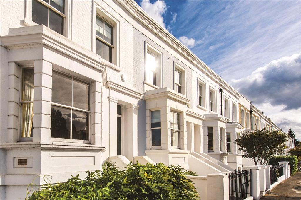 4 Bedrooms Terraced House for sale in Merthyr Terrace, London, SW13