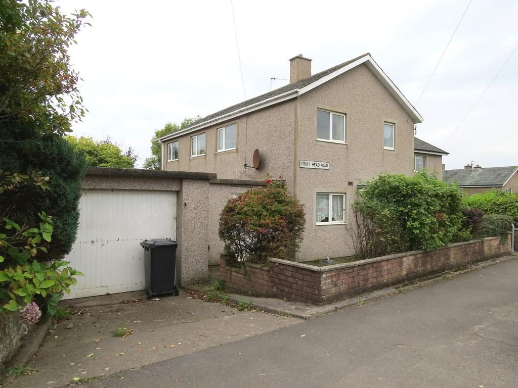 4 Bedrooms Semi Detached House for sale in 1 Croft Head Road, Seascale, Cumbria