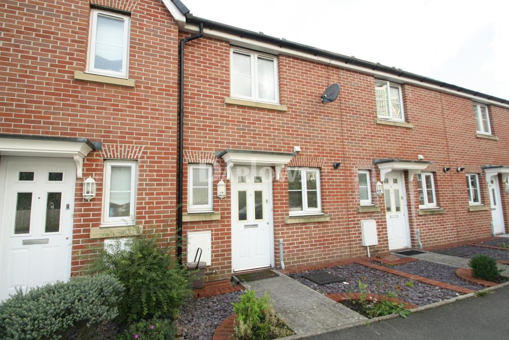 2 Bedrooms Terraced House for sale in Ashbourn Way, Llanishen