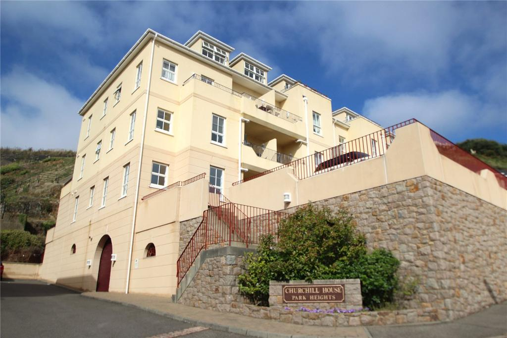 2 Bedrooms Flat for sale in Park Heights, Old St. Johns Road, St Helier, Jersey, JE2