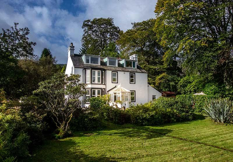 5 Bedrooms Unique Property for sale in Lettermay House, Lochgoilhead, Cairndow, Argyll, PA24
