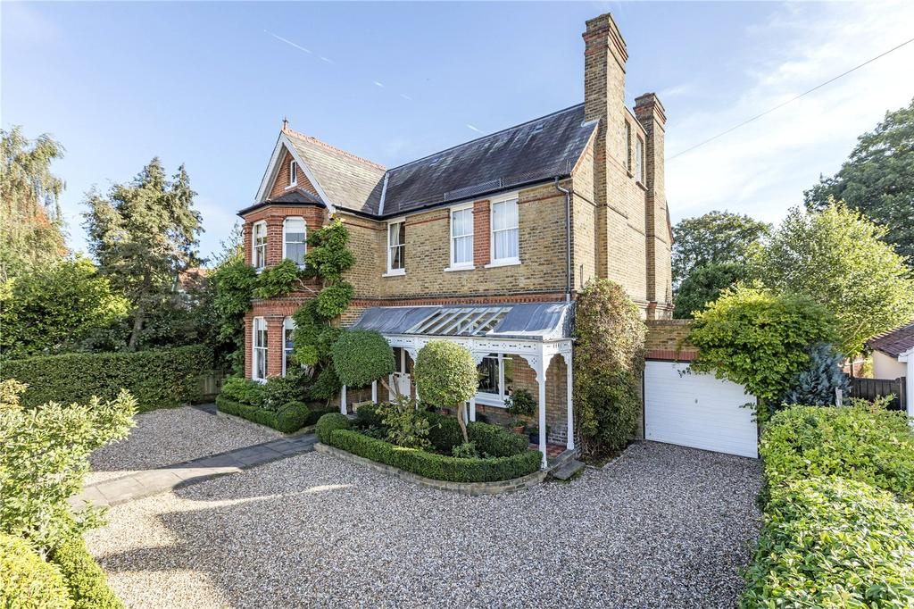 6 Bedrooms Detached House for sale in Avenue Road, Teddington, Middlesex, TW11