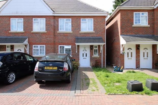 3 Bedrooms Semi Detached House for sale in Canham Gardens, Whitton, HOUNSLOW, TW4