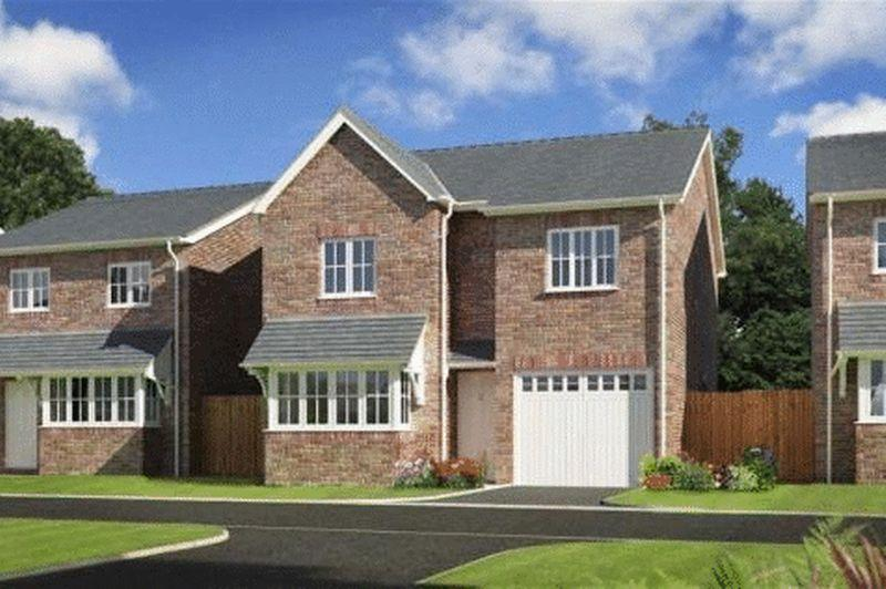 4 Bedrooms Detached House for sale in Weston Road, Morda
