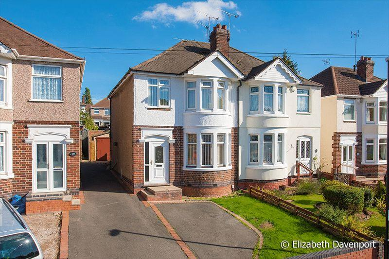 3 Bedrooms Semi Detached House for sale in Chelveston Road, Coundon, Coventry