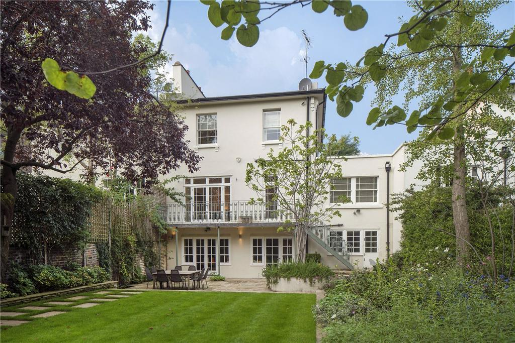 4 Bedrooms House for sale in Norfolk Road, St John's Wood, London, NW8