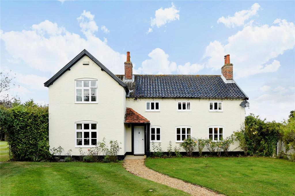 5 Bedrooms House for sale in Fen Lane, Ditchingham, Norfolk, NR35