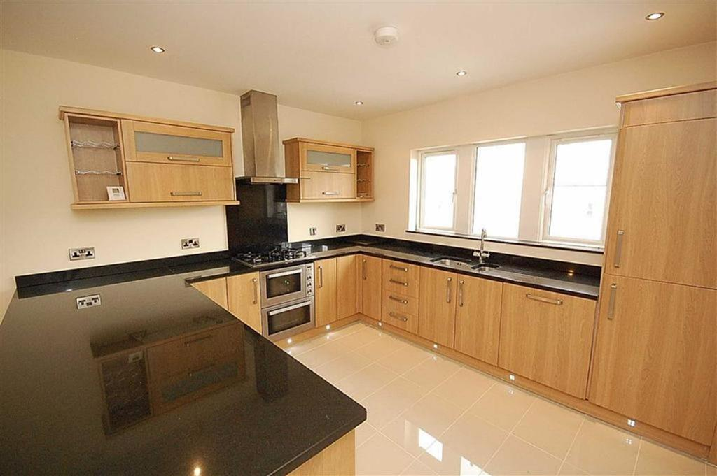 4 Bedrooms Detached House for sale in Long Lane, Honley, Holmfirth, HD9