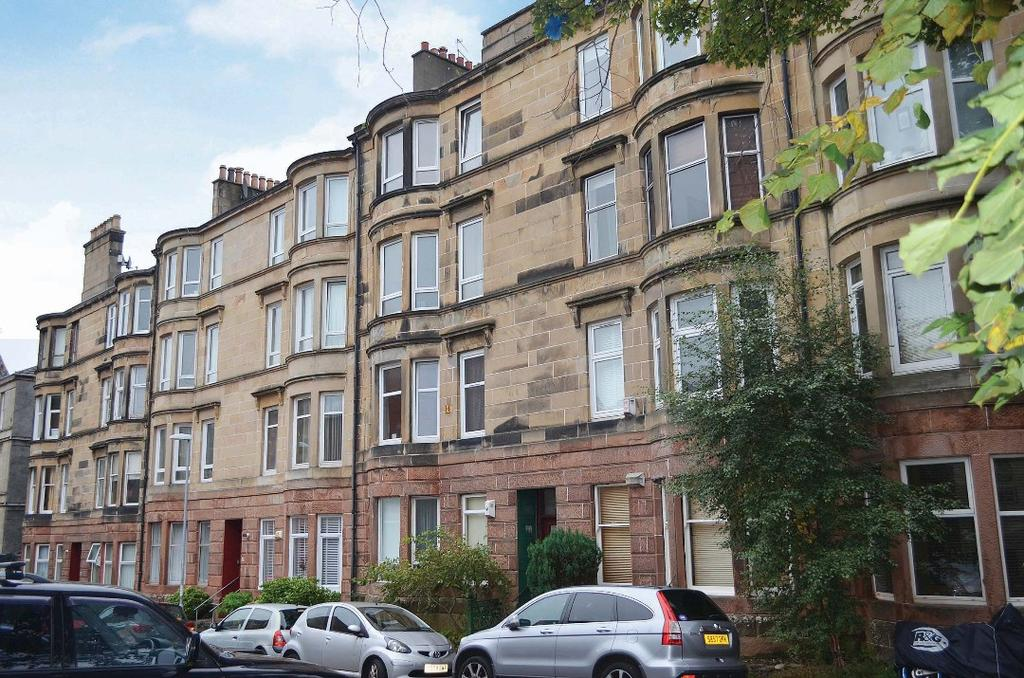 1 Bedroom Flat for sale in Overdale Ave, Flat 3/2, Langside, Glasgow, G42 9QJ