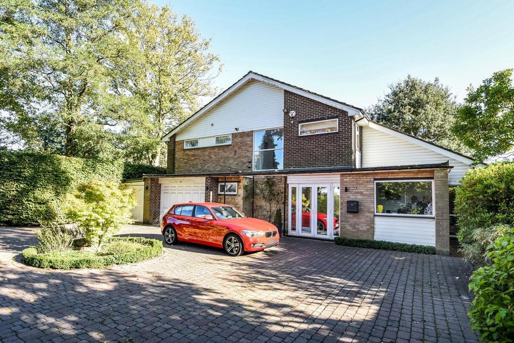 4 Bedrooms Detached House for sale in Chislehurst Road, Chislehurst, BR7
