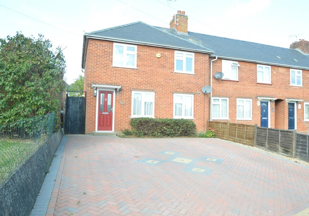 3 Bedrooms End Of Terrace House for sale in Mitchell Avenue, Halstead CO9