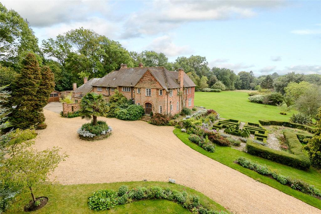 8 Bedrooms Detached House for sale in Bagwell Lane, Odiham, Hook, Hampshire