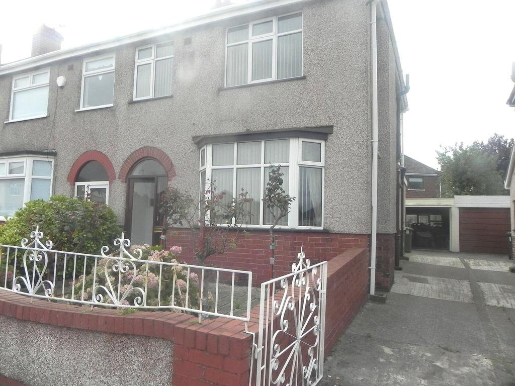 3 Bedrooms Semi Detached House for sale in Ennerdale Drive, Bootle, L21