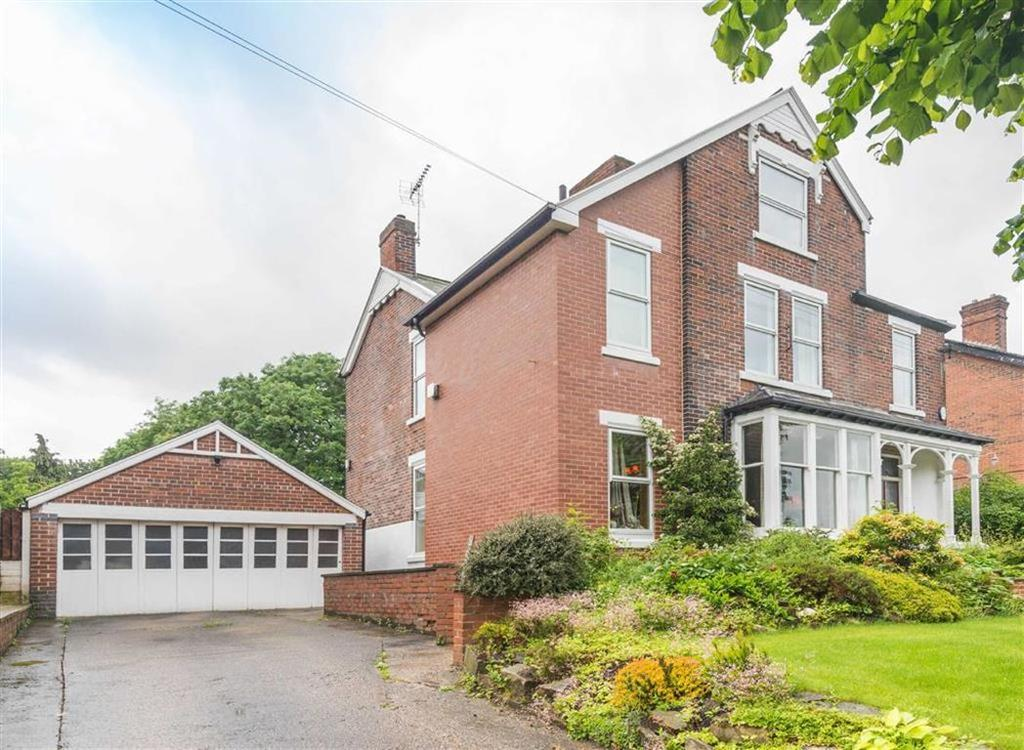 6 Bedrooms Detached House for sale in Norwood Road, Norwood, Sheffield, S5