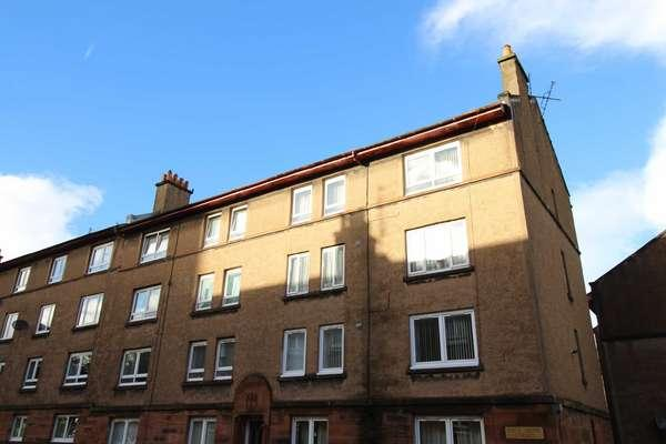 2 Bedrooms Flat for sale in 1/1, 2 East Shaw Street, Greenock, PA15 1PN