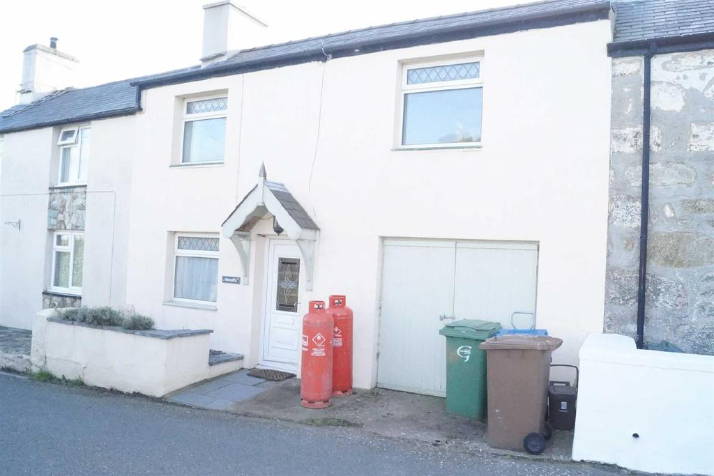 3 Bedrooms Terraced House for sale in Pentreuchaf