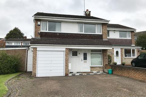 3 bedroom semi-detached house to rent - Lismore Drive, Harborne, Birmingham B17