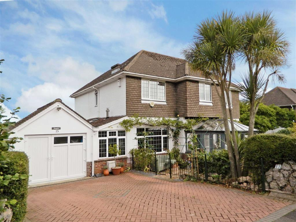 4 Bedrooms Detached House for sale in Nut Bush Lane, Torquay, TQ2
