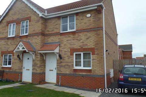 2 bedroom semi-detached house to rent - REGENT COURT, SOUTH HETTON, PETERLEE AREA VILLAGES