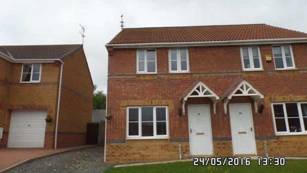 3 Bedrooms Semi Detached House for rent in HOLMHILL GARDENS, EASINGTON, PETERLEE AREA VILLAGES
