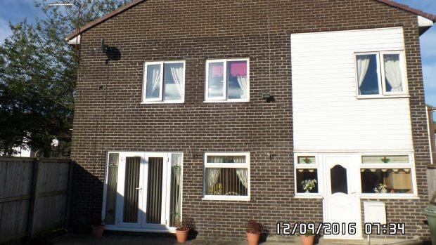 3 Bedrooms Semi Detached House for rent in CHRISTCHURCH PLACE, PETERLEE, PETERLEE
