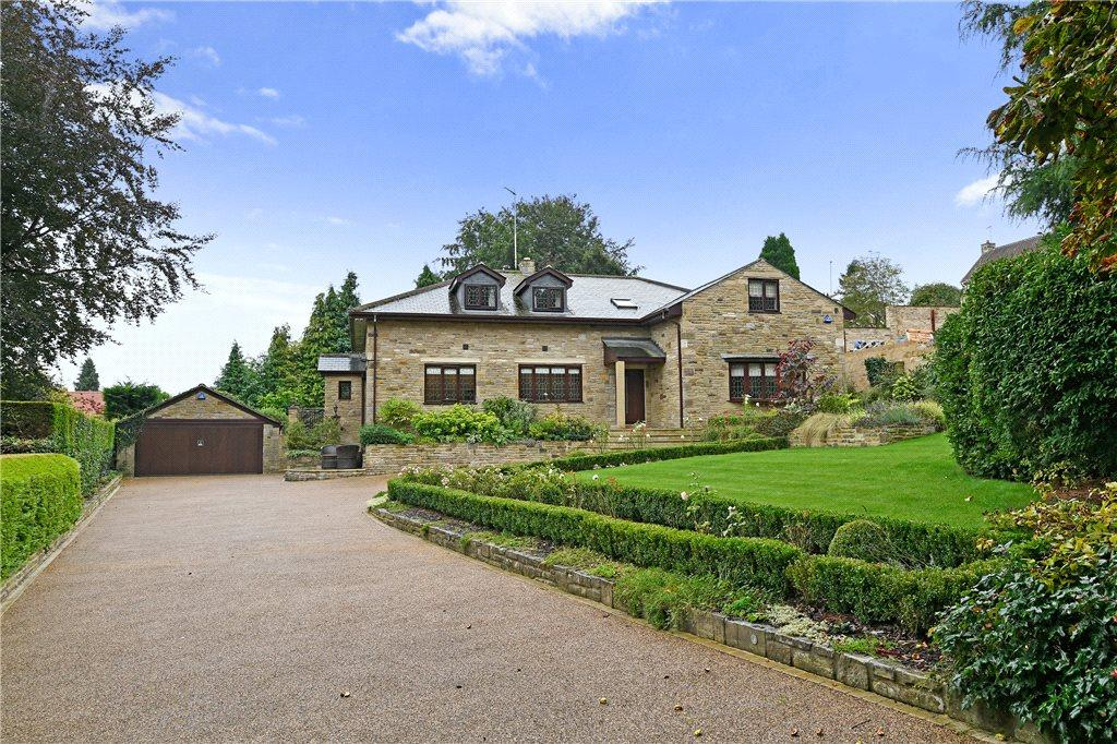 5 Bedrooms Detached House for sale in The Ridge, Linton, Wetherby, West Yorkshire