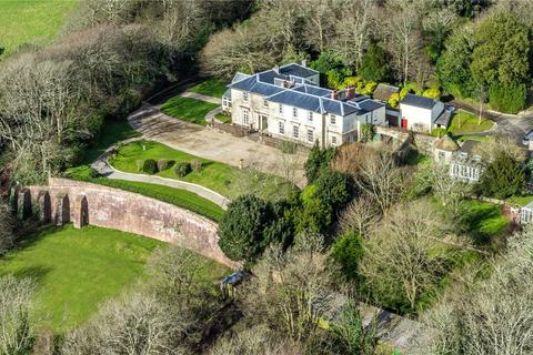 5 bedroom detached house for sale - Some 30 acres of grounds, woodland & pasture