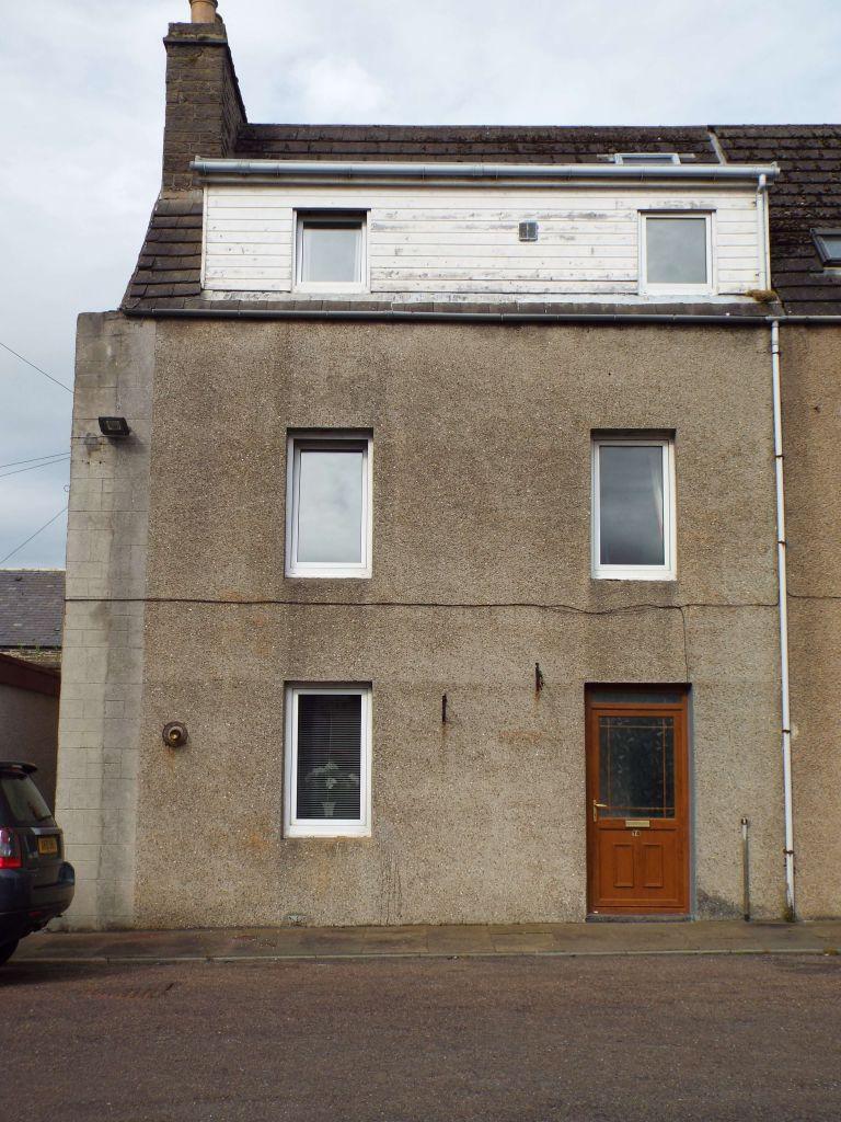 3 Bedrooms Semi Detached House for sale in 14 Saltoun Street, Wick